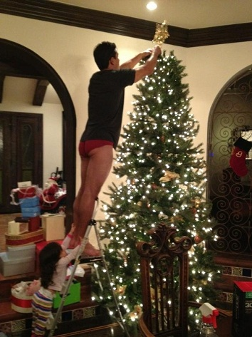 Mario Lopez Tree