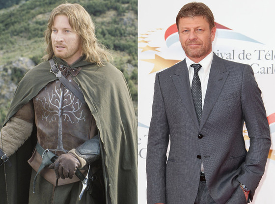 Sean Bean, Lord of the Rings