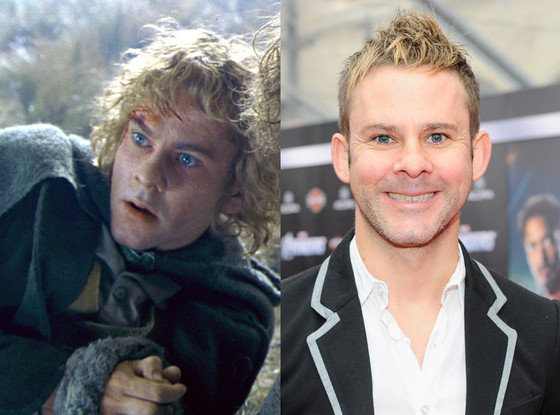 Dominic Monaghan, Lord of the Rings
