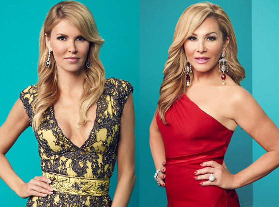 Brandi Glanville, Adrienne Maloof, The Real Housewives of Beverly Hills