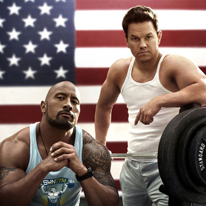 Pain & Gain, Dwayne Johnson, Mark Wahlberg