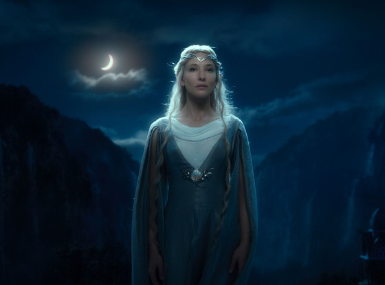 The Hobbit: An Unexpected Journey, Cate Blanchett