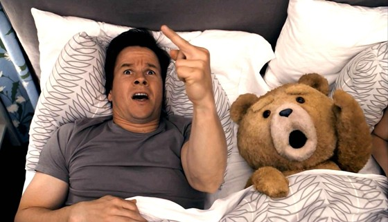 Ted, Mila Kunis, Mar Wahlberg
