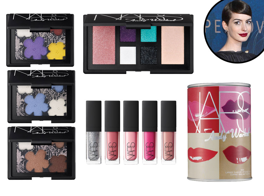 NARS Andy Warhol Collection, Anne Hathaway