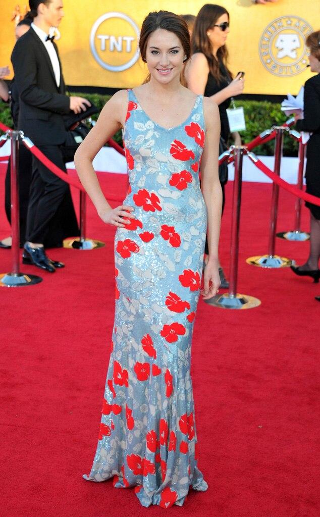 Shailene Woodley, SAG Awards