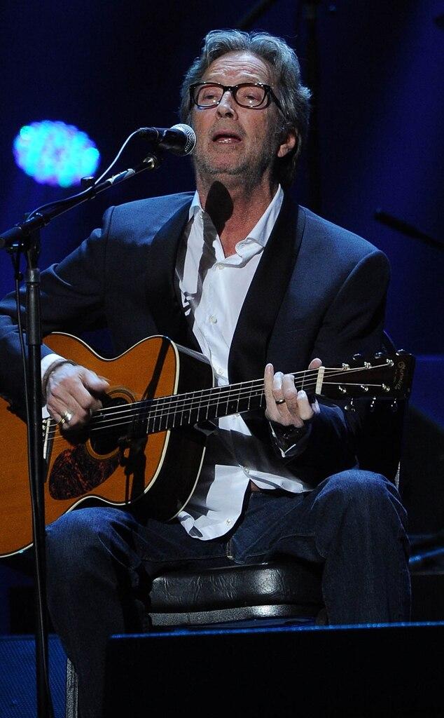 Eric Clapton, Sandy Concert