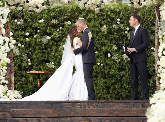 THE BACHELORETTE: ASHLEY AND J.P.'S WEDDING