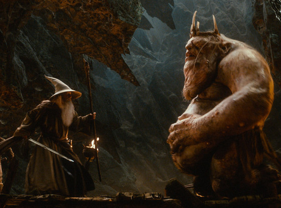 Goblin King, The Hobbit: An Unexpected Journey