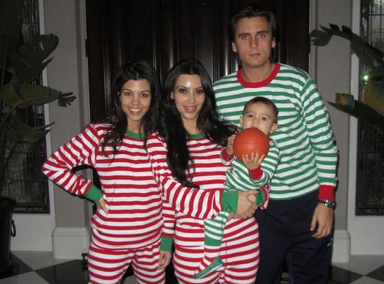 Kardashian Christmas Card Gallery