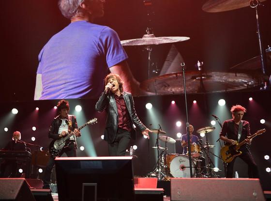 The Rolling Stones, Sandy Concert