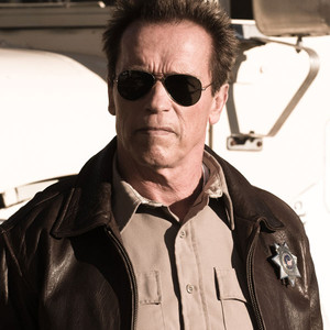 The Last Stand, Arnold Schwarzenegger