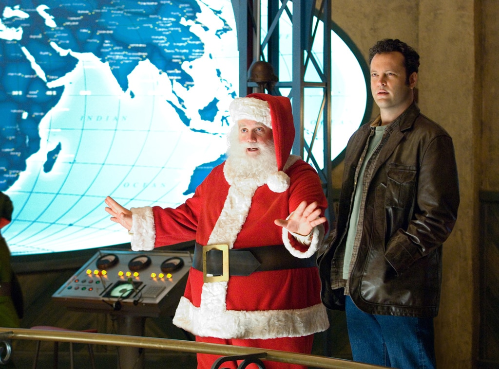 fred claus vince vaughn - Fred Christmas