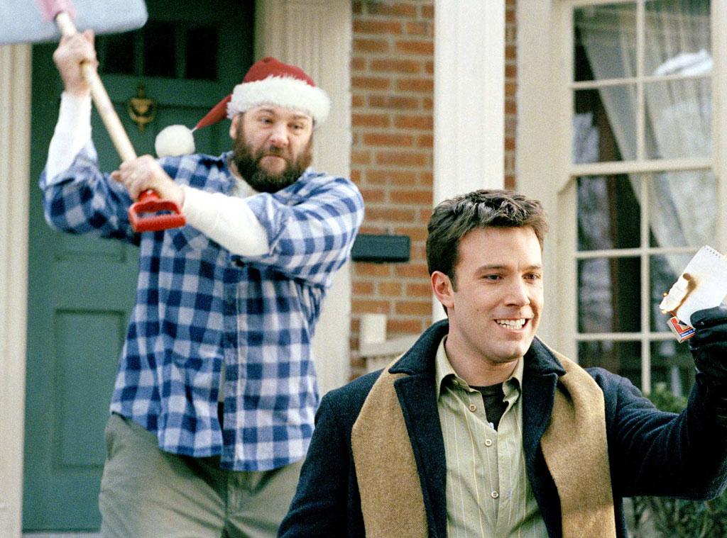 Surviving Christmas, James Gandolfini, Ben Affleck