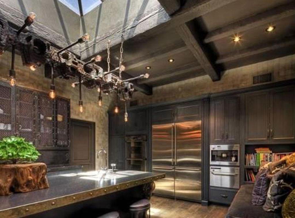 New Mexico Style Kitchen