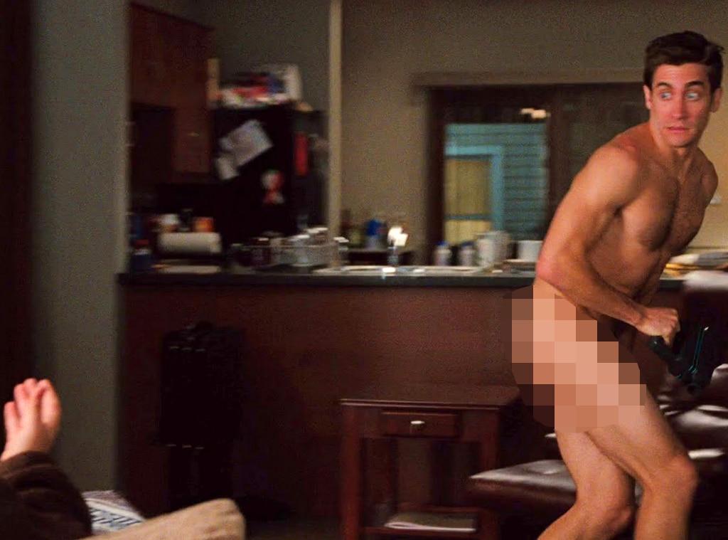 Jake Gyllenhaal - Naked Celebs