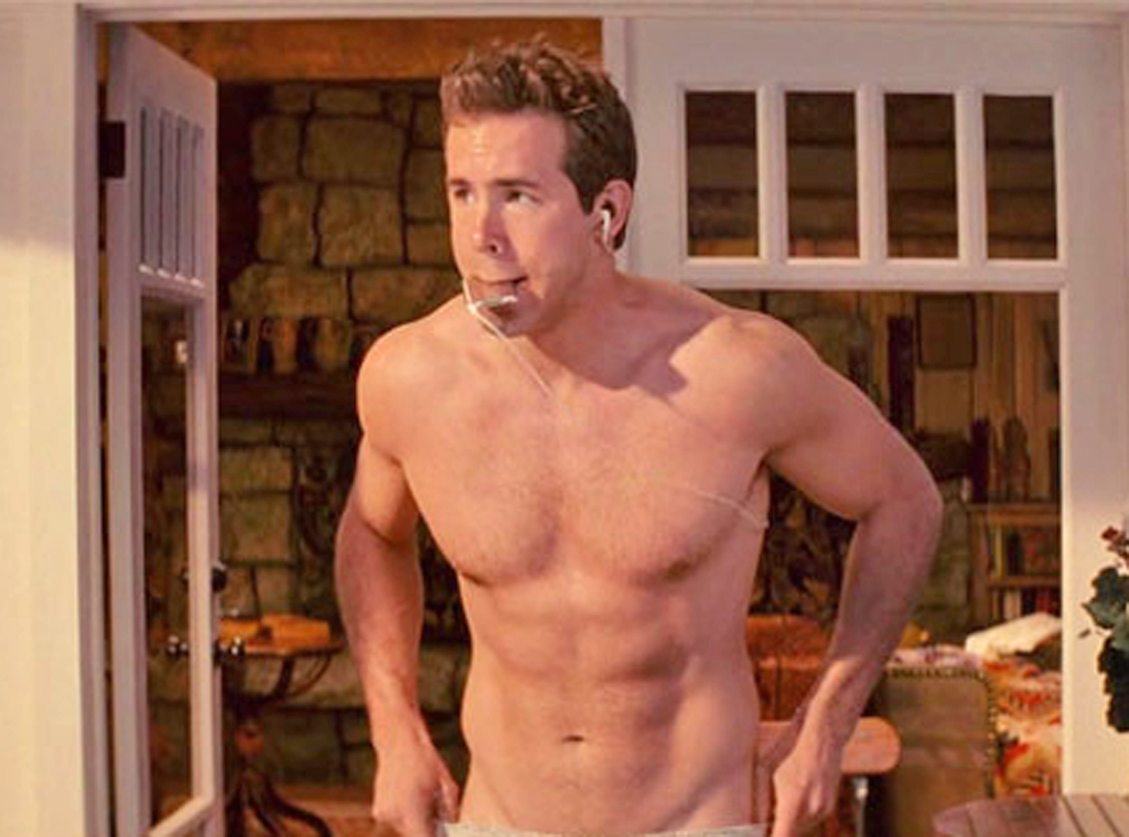 ryan reynold sexy nude body
