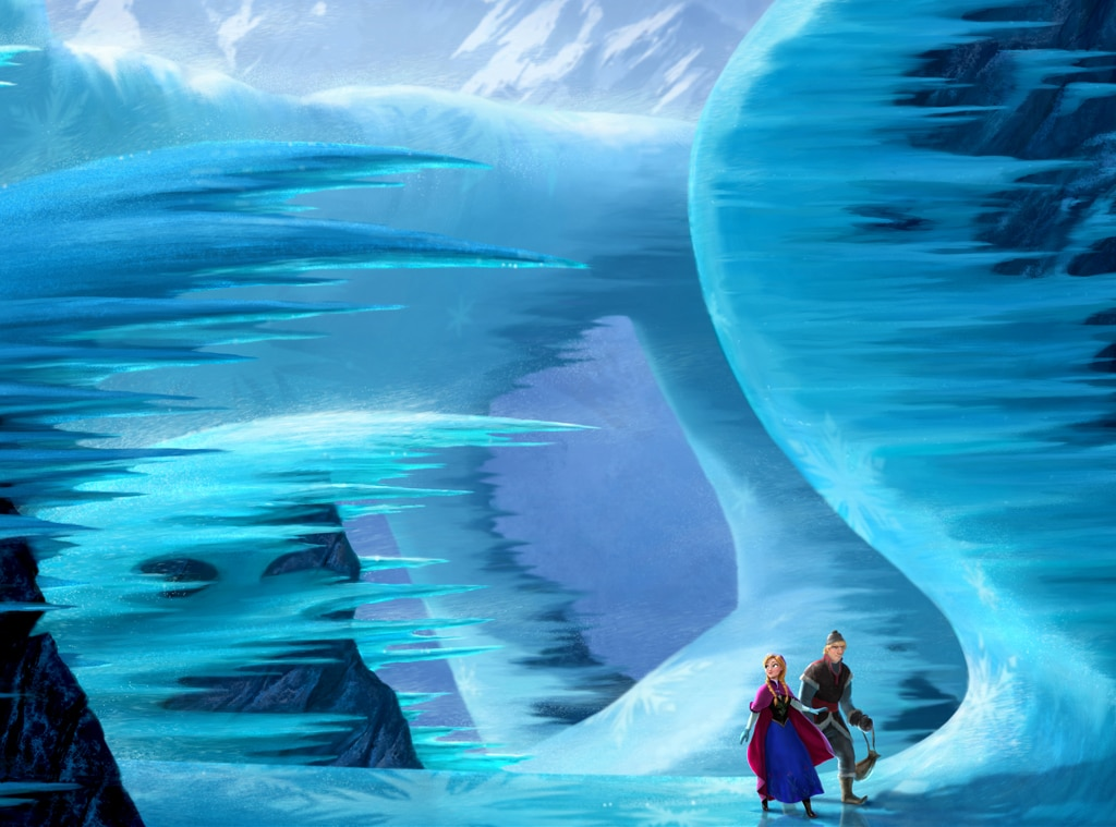 Frozen, Holiday Movie Guide