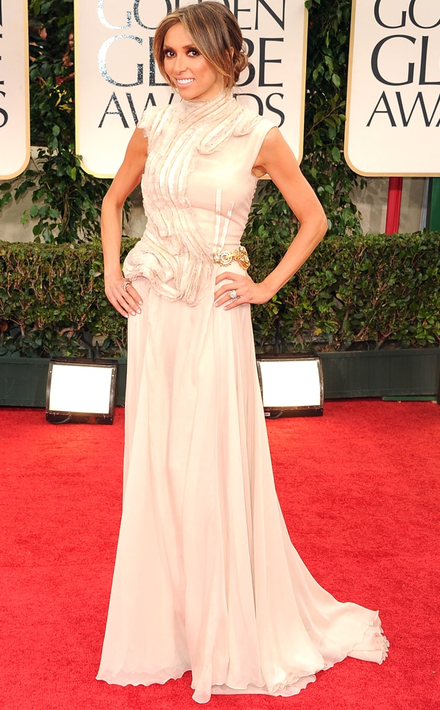 Giuliana Rancic Dress 2