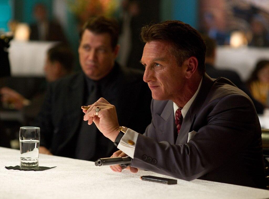 Sean Penn, Gangster Squad