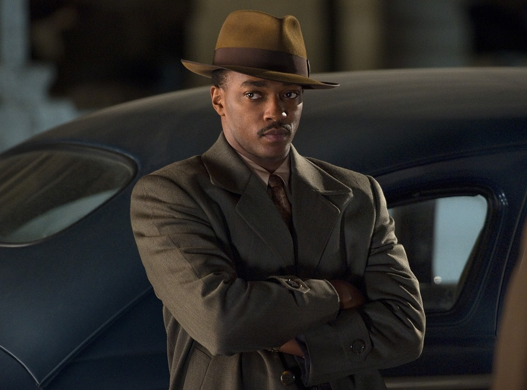 Anthony Mackie, Gangster Squad