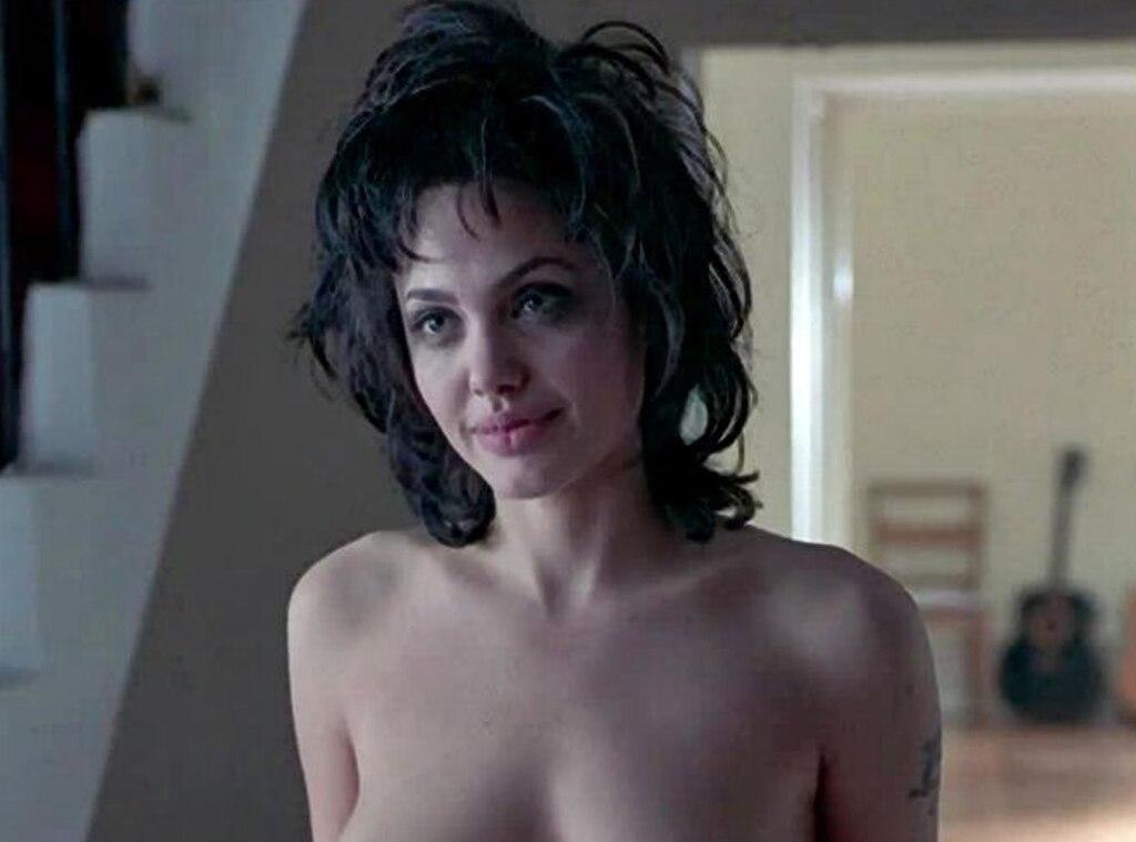Angelina Jolie - Naked Celebs