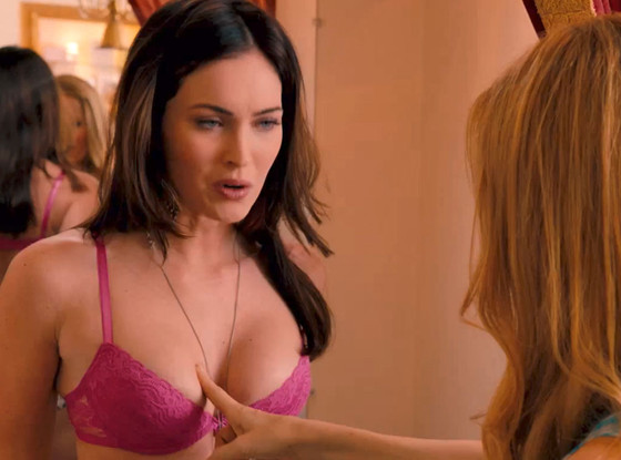 This is 40, Megan Fox, Leslie Mann