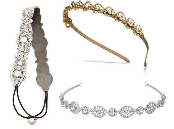 Crystal headbands