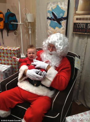 Camden Jack Cutler, Santa
