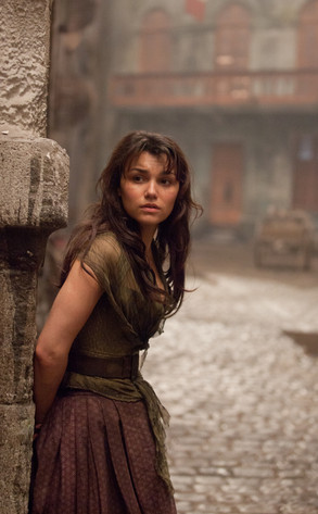 Samantha Barks, Les Miserables