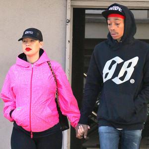Amber Rose, Wiz Khalifa