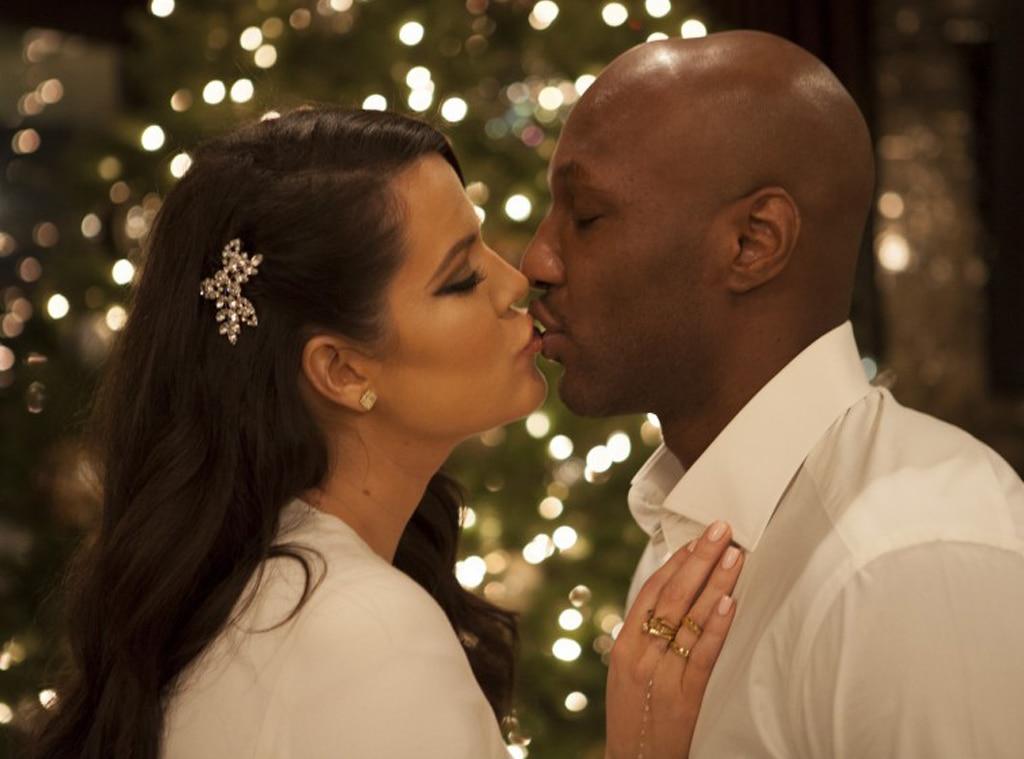 Behind the Scenes, Kardashian Christmas Card
