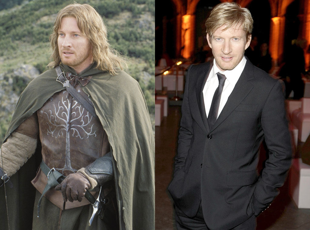 David Wenham, Lord of the Rings