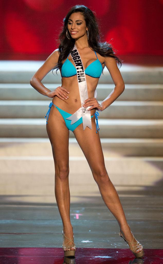 Miss Universe, Miss Argentina