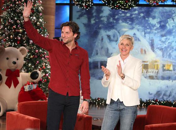 Bradley Cooper, Ellen