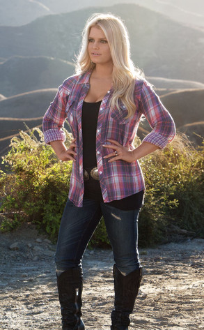 Jessica Simpson, Weight Watchers Ad