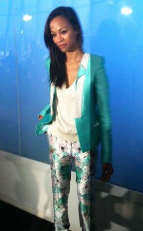 NY Fashion Week Twitter Pics