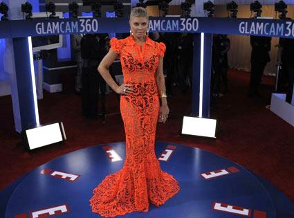 Fergie, Glam Cam, 2012 Grammy