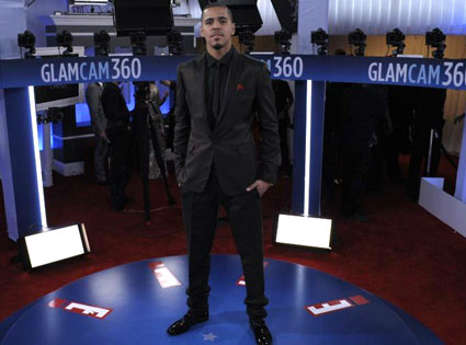 J. Cole, Glam Cam, 2012 Grammy