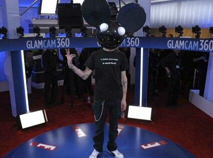 Deadmau5, Glam Cam, 2012 Grammy