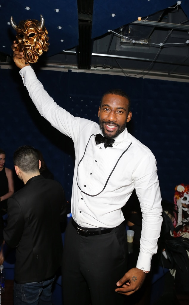 Amare Stoudemire, Heidi Klum's Haunted Holiday Party