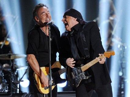 Bruce Springsteen, Steven Van Zandt
