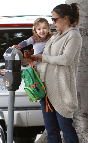 Jennifer Garner, Seraphina Affleck