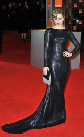 BAFTA Arrivals, Melissa George