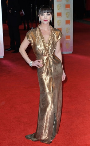BAFTA Arrivals, Christina Ricci