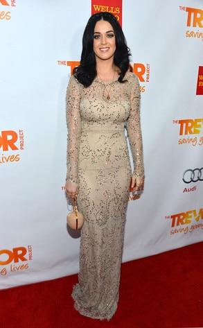 Katy Perry, Trevor Live