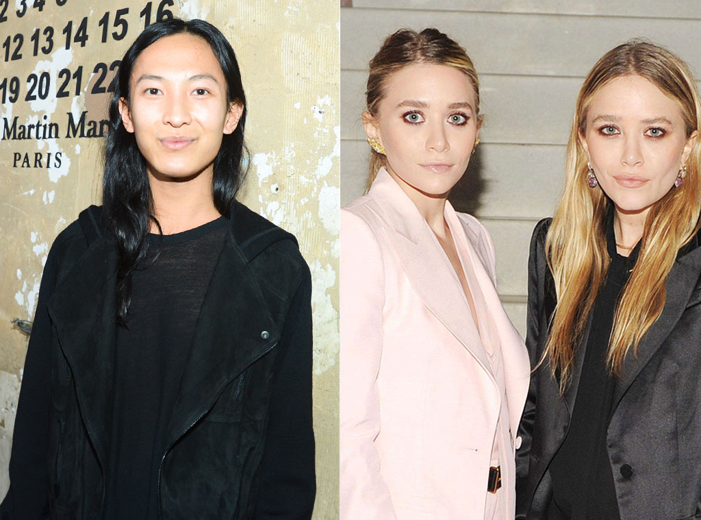 Mary Kate And Ashley Olsen Alexander Wang Make Forbes Brightest Young Fashion Stars List E Online
