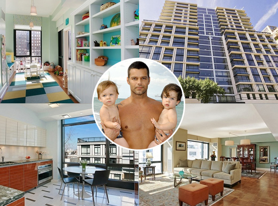 Ricky Martin, House