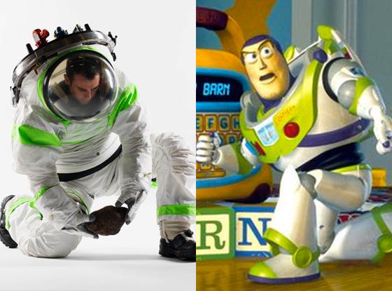 NASA, Buzz Lightyear