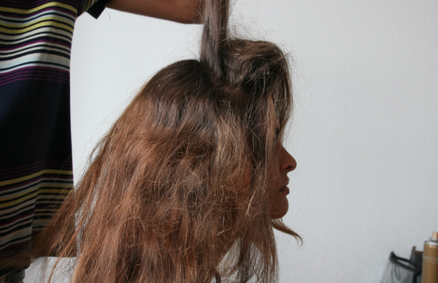 Tutorial maquiagem e cabelo, Carol Melo