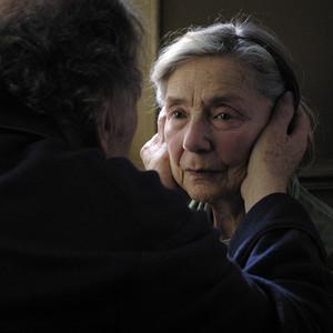 Emmanuelle Riva, Amour